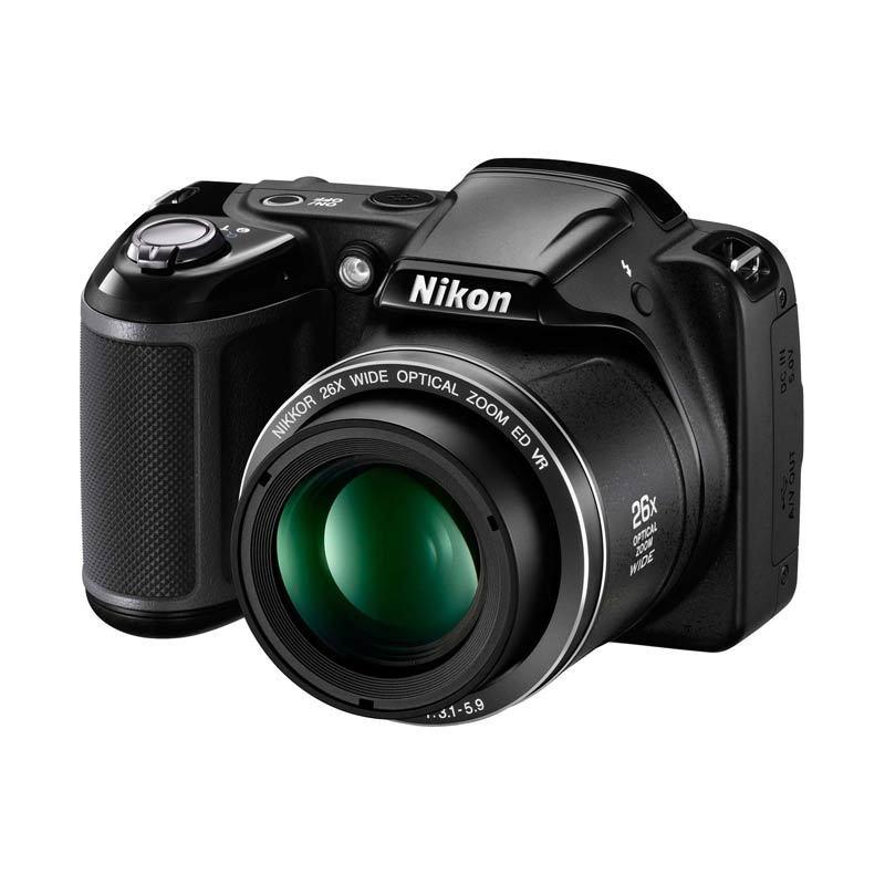 Nikon Coolpix L320 Black