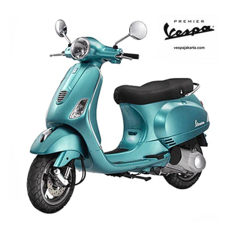 VESPA LX 150 3V IE Tosca Sepeda Motor OTR Jakarta